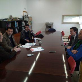 Ciudadanos impulsará un plan específico y un puerto seco en Calasparra para apoyar al sector del mármol en la Comarca del Noroeste