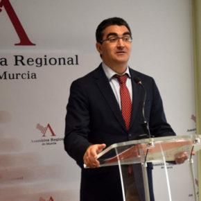 Ciudadanos pide explicaciones al Gobierno regional por el fracaso de sus políticas que reflejan las cifras de paro