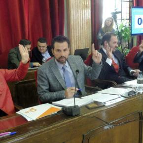 Ciudadanos saca adelante las propuestas presentadas hoy en el Pleno