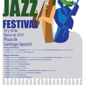 El festival SAyZA de Santiago y Zaraíche arranca hoy viernes con un taller de baile y un concierto de swing