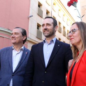 """José Ramón Bauzá: """"España va a teñirse el domingo de naranja, pero sobre todo de dignidad"""""""