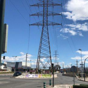 El pedáneo de El Puntal lamenta que el PP siga dando la espalda a los vecinos de Los Rectores con el soterramiento de las torres eléctricas