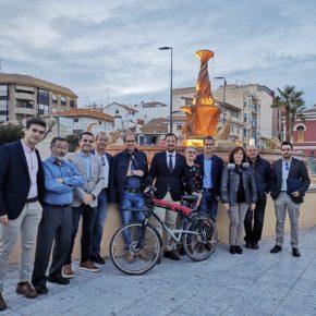 """Ciudadanos apuesta por una Lorca """"donde confluyan el medio ambiente y la tecnología"""""""