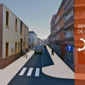 Ciudadanos se compromete a la reforma integral de la calle Begastri en la próxima legislatura
