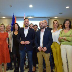 Ciudadanos presenta un equipo de expertos profesionales con el objetivo ganar las elecciones para trabajar por Lorca