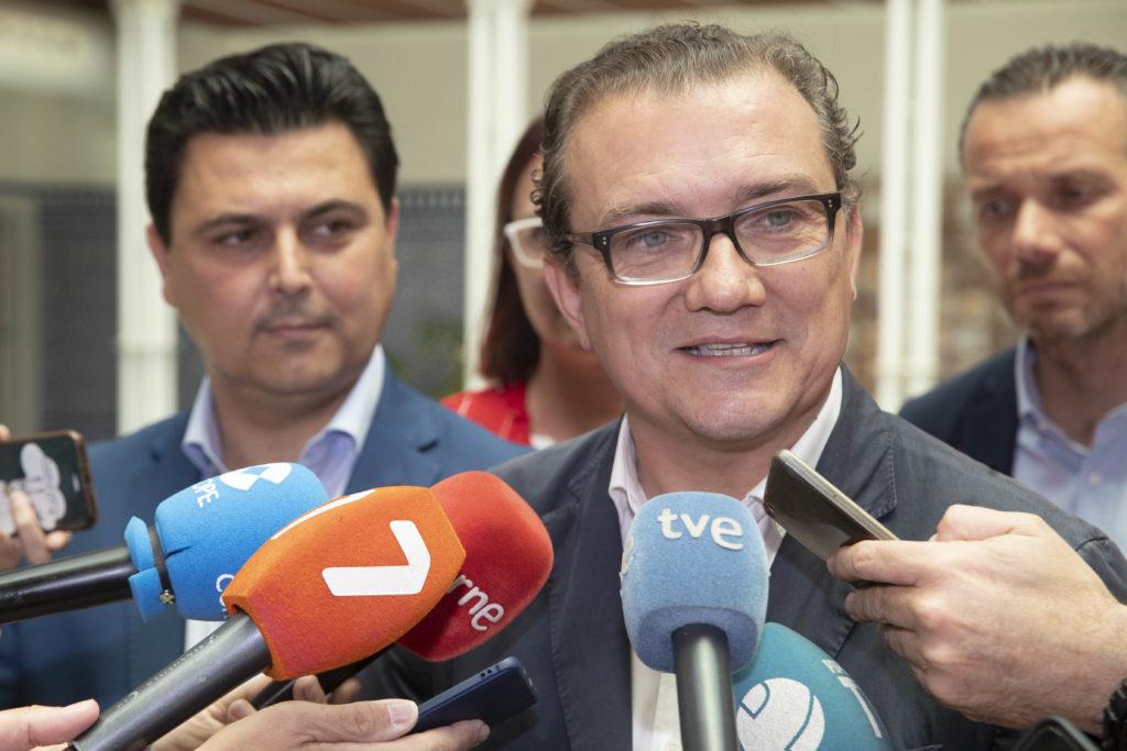 Acuerdo Gobierno de Cs Región de Murcia y PP para la gobernabilidad de la Región