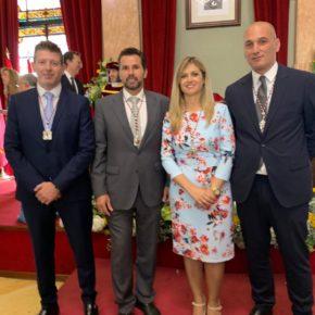 """Mario Gómez: """"Tiendo la mano a todos los concejales para trabajar juntos por Murcia y los murcianos"""""""