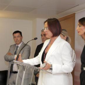 Ciudadanos cita al Partido Popular y a Vox a una reunión mañana miércoles en la Asamblea Regional