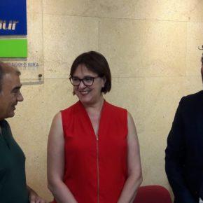 Isabel Franco y Miguel Motas mantienen las primeras reuniones de trabajo para escuchar las reivindicaciones de colectivos y asociaciones