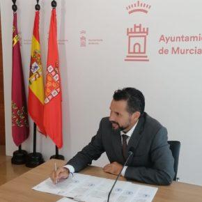 Comienzan las obras del Plan de Inversiones en Los Ramos, Zeneta, San José de la Vega, Corvera y Santa Cruz
