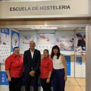 La escuela de Hostelería Murcia Emplea del Ayuntamiento estará presente en el Malecón durante la feria de septiembre