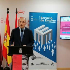 Una veintena de desempleados preparan su salida al mercado laboral en la nueva 'Lanzadera Conecta Empleo' de Murcia