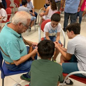 La Concejalía de Mayores celebra el éxito de los 'Encuentros Intergeneracionales' y se plantea extender la experiencia al resto de centros sociales de mayores