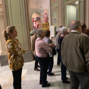 El proyecto de voluntariado 'Mayores Solidarios' se traslada hoy al Museo Salzillo