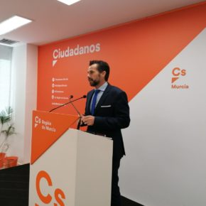 Cs lleva una moción al pleno del Ayuntamiento de Murcia para reprobar las palabras de EH Bildu y frenar las concesiones a los independentistas