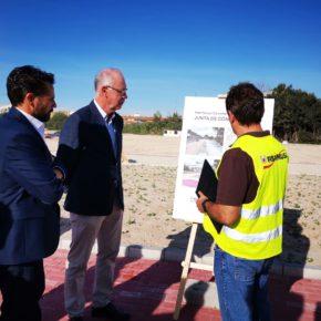 Zarandona ganará más de 84.000 metros cuadrados de nuevos espacios públicos