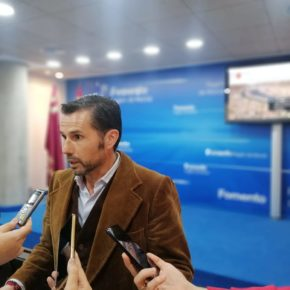 Mario Gómez muestra su malestar con el Gobierno local y regional por dejar sin concluir las obras de las Costeras