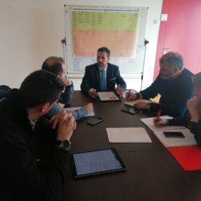 Arranca la primera reunión de trabajo para la creación del primer Plan Estratégico de Subvenciones del Ayuntamiento de Murcia