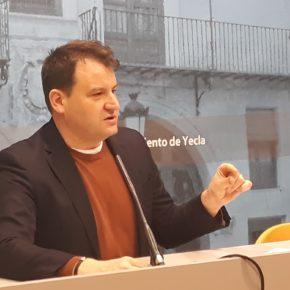 Ciudadanos Yecla lamenta que la problemática del Agua en nuestro Municipio vuelva a ser un arma arrojadiza entre PP y PSOE