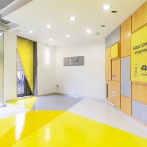 Cinco emprendedores murcianos ocuparán los puestos de coworking comercial del espacio municipal de la plaza Circular