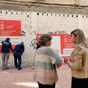 La Concejalía de Mayores impulsa el proyecto de rehabilitación del nuevo Centro Social de Mayores de San Miguel