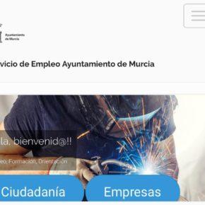 Los 81 alumnos de los programas presenciales formativos de Empleo continúan su formación de forma online