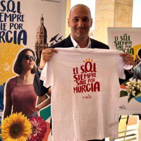 """Turismo presenta la campaña """"El Sol siempre sale por Murcia"""" para captar visitantes de la Región y de provincias limítrofes"""
