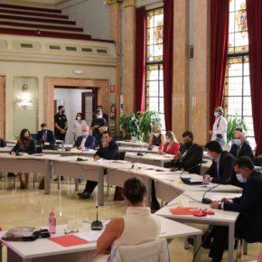 El Pleno Extraordinario aprueba por mayoría el Plan de Reactivación Económica del municipio de Murcia