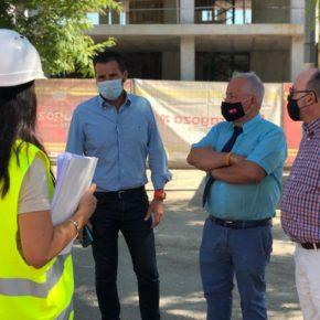 Arrancan las obras de ampliación del consultorio de Churra para reforzar  la asistencia sanitaria de miles de vecinos