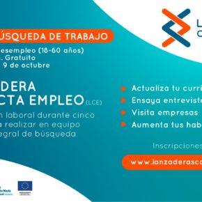 La II 'Lanzadera Conecta Empleo' de Murcia comenzará a finales de octubre para desempleados de entre 18 y 60 años