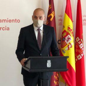 'Murcia Inicia' y la OMEP presentan un programa orientado a fomentar el emprendimiento entre mujeres del municipio