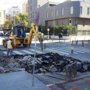 Fomento realiza 1.800 actuaciones para el mantenimiento de los barrios de Murcia
