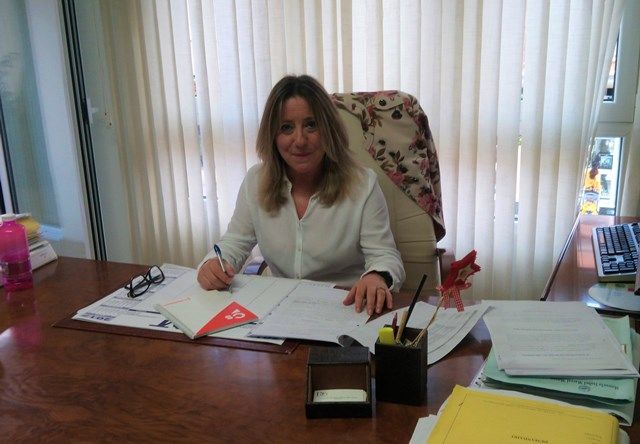 2021-04-20 Donosa Bustamante concejal de Cs Águilas