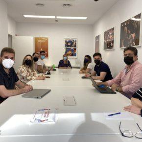 El nuevo equipo de Jóvenes de Ciudadanos: preparados y comprometidos con la Región de Murcia