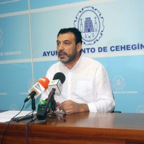 El Grupo Municipal de Ciudadanos en Cehegín acuerda con el PP del municipio que el relevo de la Alcaldía tendrá lugar la primera semana de julio