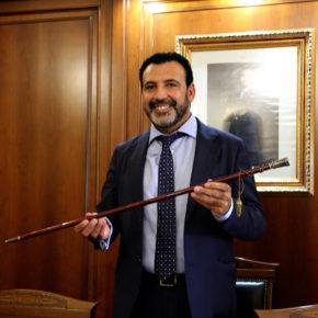 """Jerónimo Moya, nuevo alcalde de Ciudadanos en Cehegín: """"Comienzo esta etapa con enormes ganas, ilusión y los objetivos bien marcados"""""""