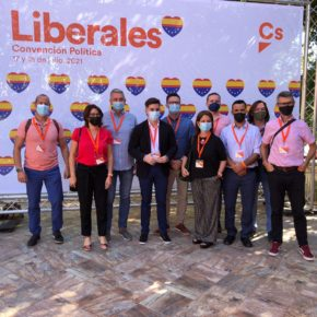 Ciudadanos se reivindica como la alternativa liberal imprescindible en España
