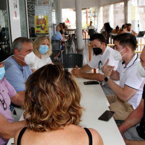 Ciudadanos se suma a la Iniciativa Legislativa Popular para proteger el Mar Menor