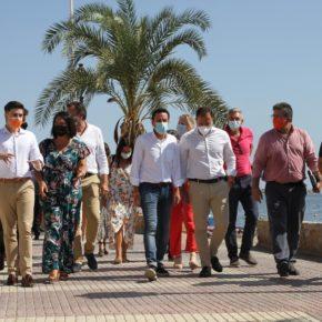 """Bal: """"Mientras PP y PSOE se preocupan de velar solo por sus intereses, Cs seguirá trabajando desde todas las instituciones para la protección del Mar Menor"""""""