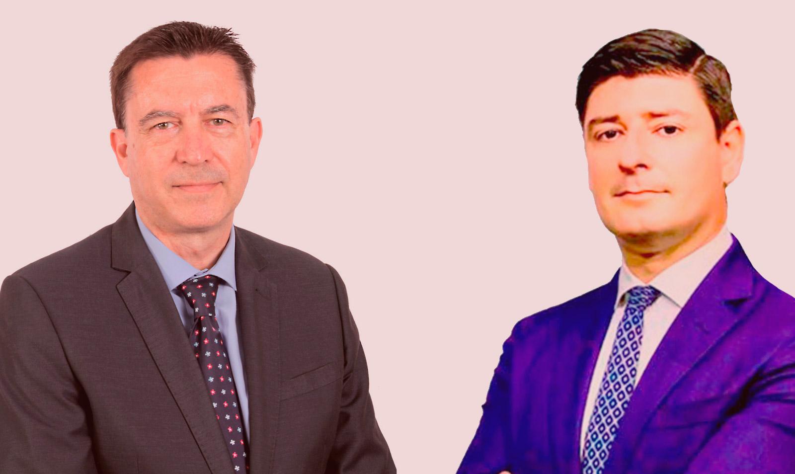 Juan José Molina y Gabriel S Torregrosa Ciudadanos